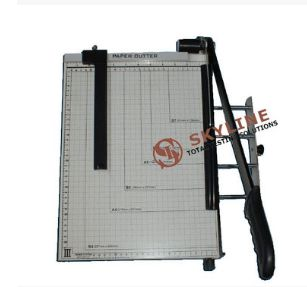 Adjustable Distance Paper Cutter