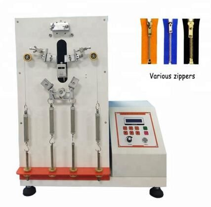 Automatic Pull Rod Luggage And Bags Zipper Plastic Reciprocating Tester