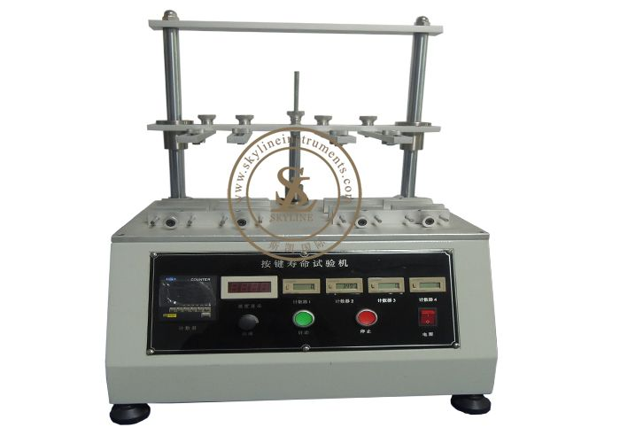 Button Press Test Machine with Knob Adjustable