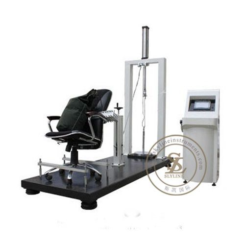 SL-T20 Chair Pull Back Impact Testing Machine