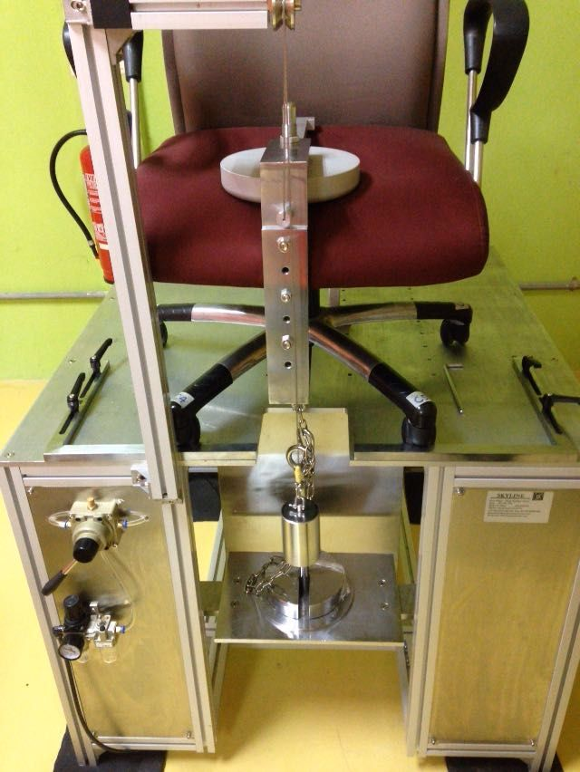 BIFMA Chair Stability Tester