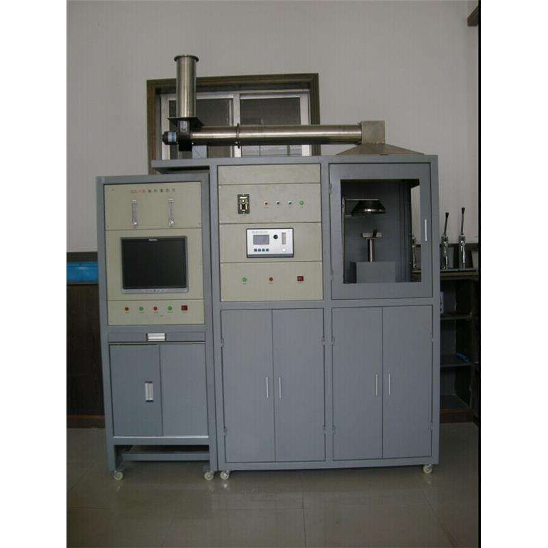 Cone Calorimeter for Testing the Heat Release Rate