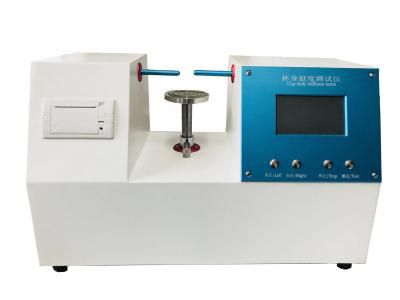 Cup Stiffness Tester for Various Volume Cups