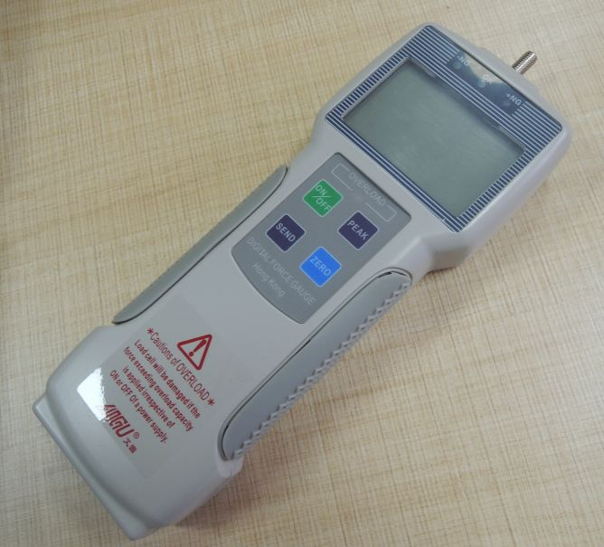 Digital Display Push Tension Meter