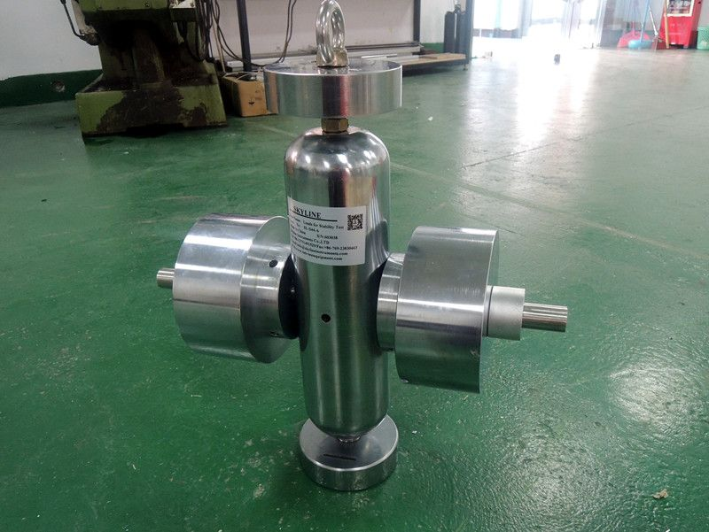 Electroplating Steel Loads For Stability Test