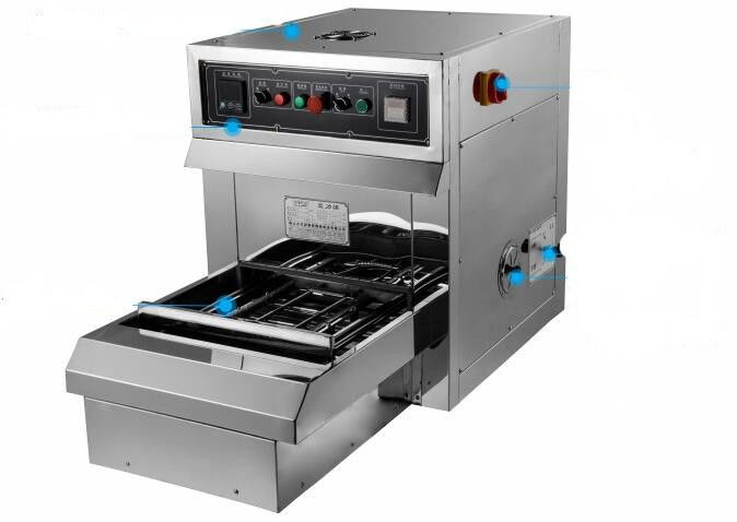 High Temperature Steaming Oven