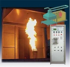 ISO 9705 Physical Room Fire Corner Fire Test Device