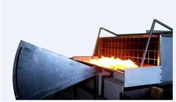 SL-FL1582 Stainless Steel Flammability Testing Equipment