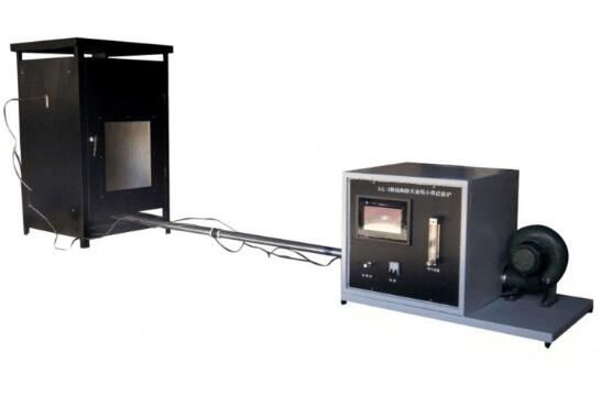 GJL-2 Steel-Structure-Fireproof-Coating-Sample-Testing-Furnace-(Fireproof-of-Plugging-Material)