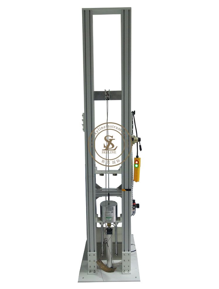Barriers and Handrail Dynamic Strength Testing Machine