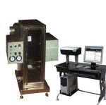 Building Material Burning Or Decomposition Smoke Density Testing Machine
