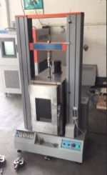 High Temperature Tensile Testing Machine